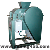 Laboratory Double Roll Crusher