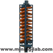 Laboratory Spiral Separator