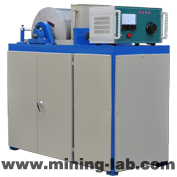 Laboratory Wet Drum Magnetic Separator
