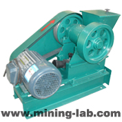 PE Laboratory Jaw Crusher